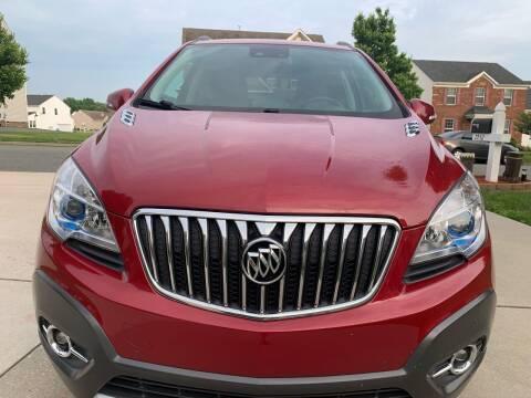2015 Buick Encore for sale at A & R Motors in Richmond VA