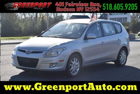 2009 Hyundai Elantra for sale at GREENPORT AUTO in Hudson NY