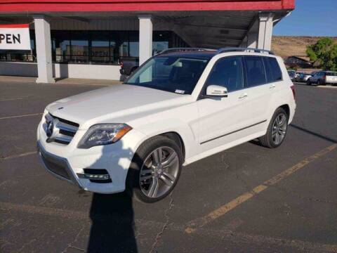2014 Mercedes-Benz GLK for sale at Stephen Wade Pre-Owned Supercenter in Saint George UT