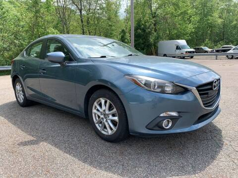 2014 Mazda MAZDA3 for sale at George Strus Motors Inc. in Newfoundland NJ