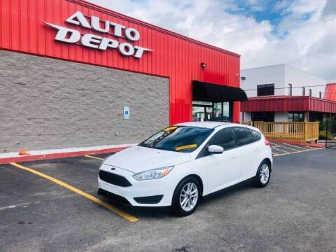 2017 Ford Focus for sale at Auto Depot of Smyrna in Smyrna TN