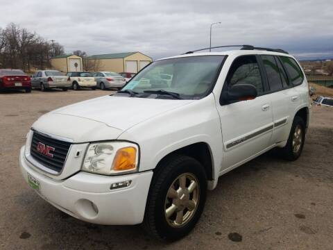 2002 GMC Envoy for sale at Independent Auto in Belle Fourche SD