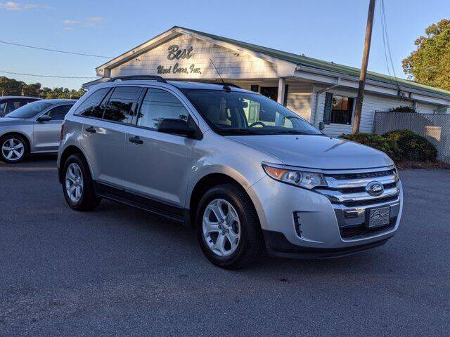 2013 Ford Edge for sale at Best Used Cars Inc in Mount Olive NC