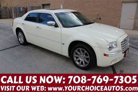 2005 Chrysler 300 for sale at Your Choice Autos in Posen IL