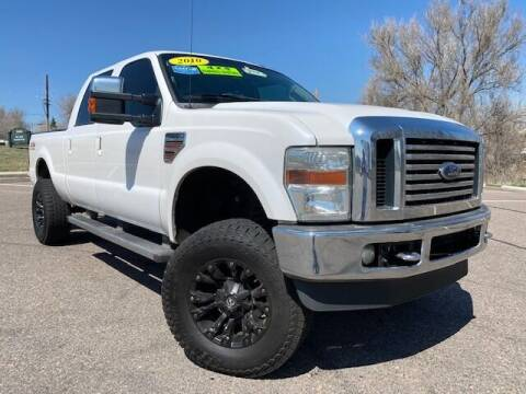 2010 Ford F-250 Super Duty for sale at UNITED Automotive in Denver CO