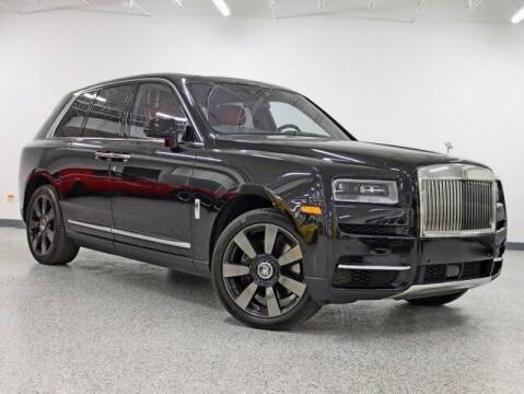 2021 Rolls-Royce Cullinan for sale at Vanderhall of Hickory Hills in Hickory Hills IL