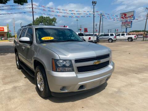 2011 Chevrolet Tahoe for sale at Russell Smith Auto in Fort Worth TX