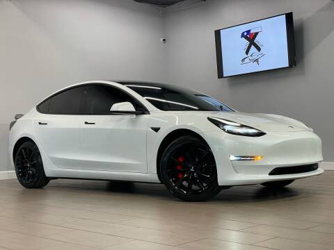 2021 Tesla Model 3 for sale at TX Auto Group in Houston TX