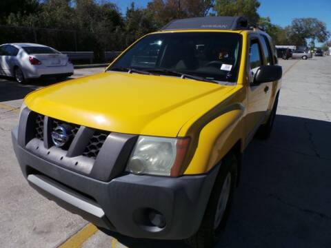 2005 Nissan Xterra for sale at Best Auto Deal N Drive in Hollywood FL