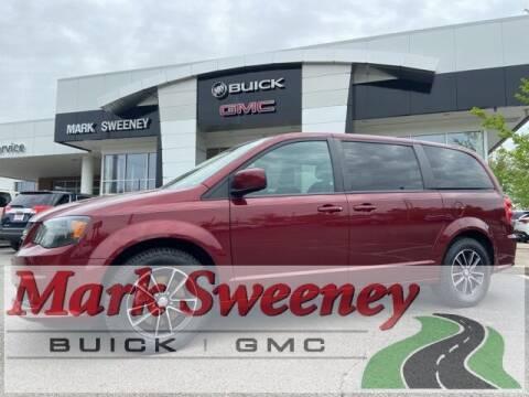 2018 Dodge Grand Caravan for sale at Mark Sweeney Buick GMC in Cincinnati OH