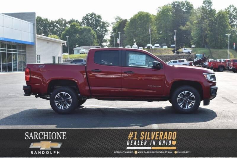 2021 Chevrolet Colorado for sale in Randolph, OH