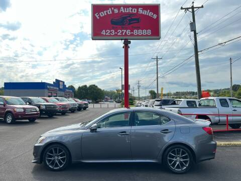 2013 Lexus IS 250 for sale at Ford's Auto Sales in Kingsport TN