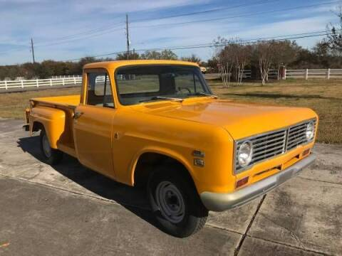 1972 International 1110 for sale at Classic Car Deals in Cadillac MI
