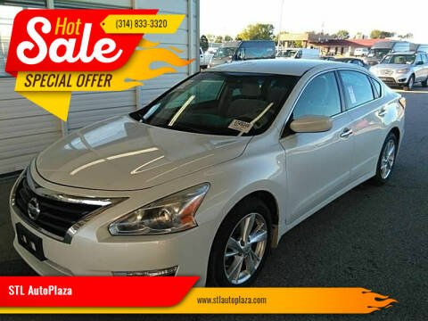 2014 Nissan Altima for sale at STL AutoPlaza in Saint Louis MO