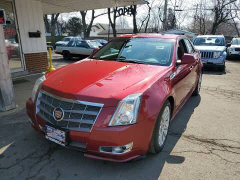 2010 Cadillac CTS for sale at New Wheels in Glendale Heights IL