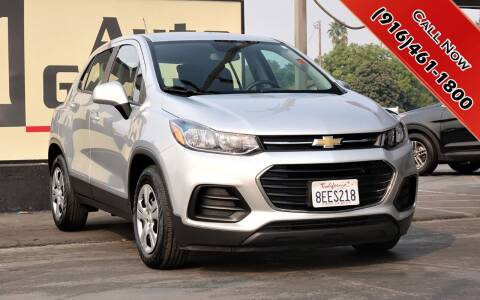 2018 Chevrolet Trax for sale at H1 Auto Group in Sacramento CA
