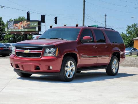 2010 Chevrolet Suburban for sale at PRIME AUTO SALES in Indianapolis IN