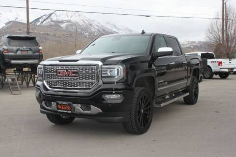 2016 GMC Sierra 1500 for sale at REVOLUTIONARY AUTO in Lindon UT