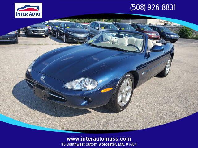 1999 Jaguar XK-Series for sale in Worcester, MA