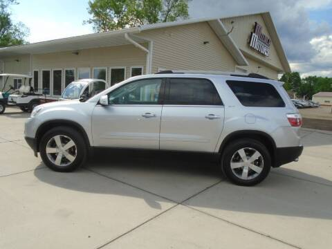 2012 GMC Acadia for sale at Milaca Motors in Milaca MN