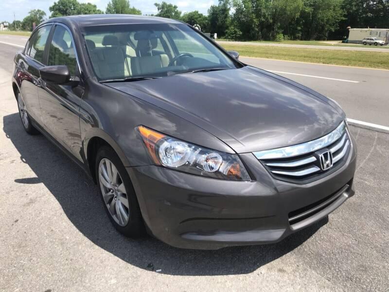 2012 Honda Accord for sale at Tennessee Auto Brokers LLC in Murfreesboro TN
