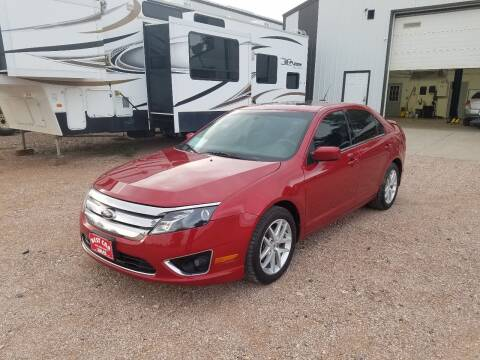 2011 Ford Fusion for sale at Best Car Sales in Rapid City SD