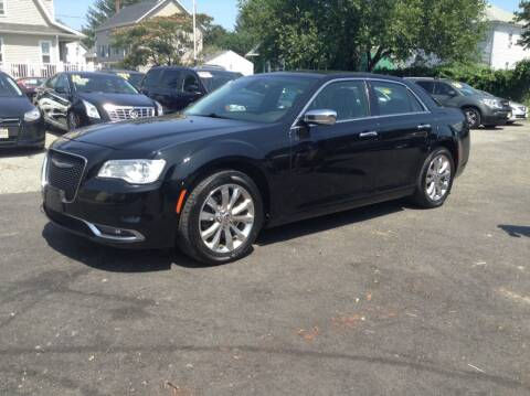 2016 Chrysler 300 for sale at Worldwide Auto Sales in Fall River MA