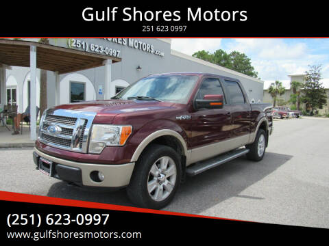 2009 Ford F-150 for sale at Gulf Shores Motors in Gulf Shores AL