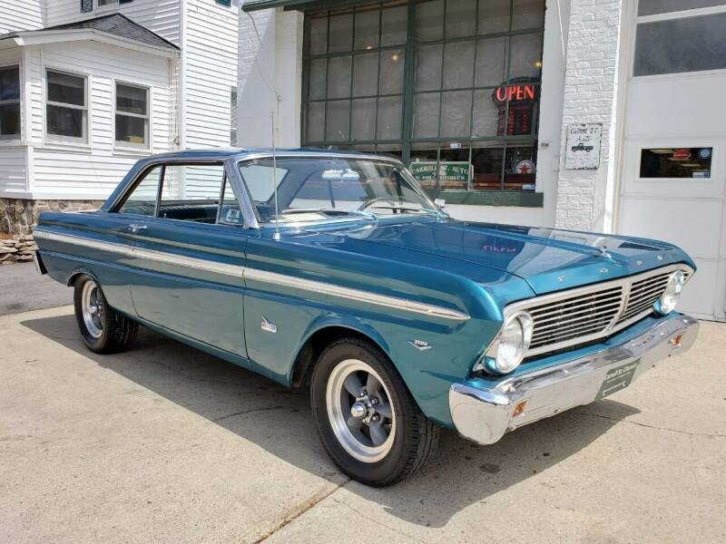 1965 Ford Falcon for sale at Carroll Street Auto in Manchester NH
