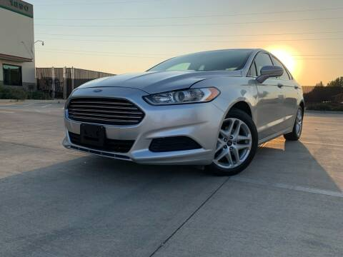 2015 Ford Fusion for sale at Top Tier Auto Sales in Sacramento CA