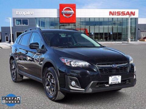 2018 Subaru Crosstrek for sale at EMPIRE LAKEWOOD NISSAN in Lakewood CO