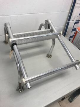 BOAT LADDER for sale at Tyndall Motors - Clearance in Tyndall SD