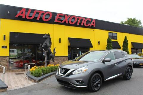 2017 Nissan Murano for sale at Auto Exotica in Red Bank NJ