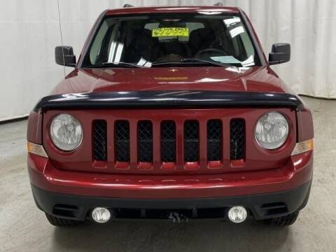 2013 Jeep Patriot for sale at Cj king of car loans/JJ's Best Auto Sales in Troy MI