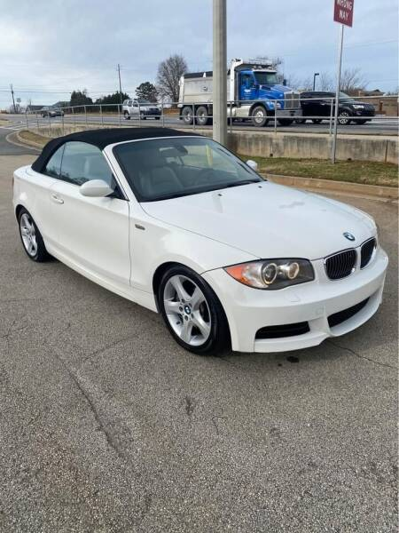 2008 BMW 1 Series for sale at Atlanta United Motors in Buford GA