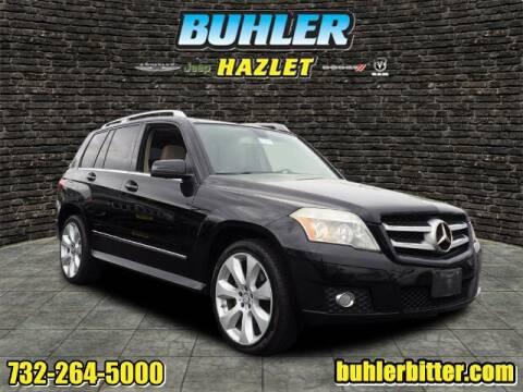 2010 Mercedes-Benz GLK for sale at Buhler and Bitter Chrysler Jeep in Hazlet NJ