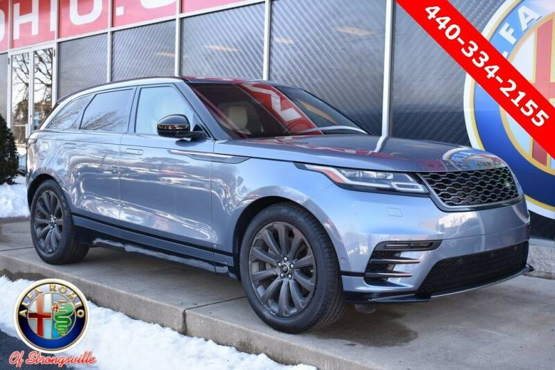 2018 Land Rover Range Rover Velar for sale at Alfa Romeo & Fiat of Strongsville in Strongsville OH