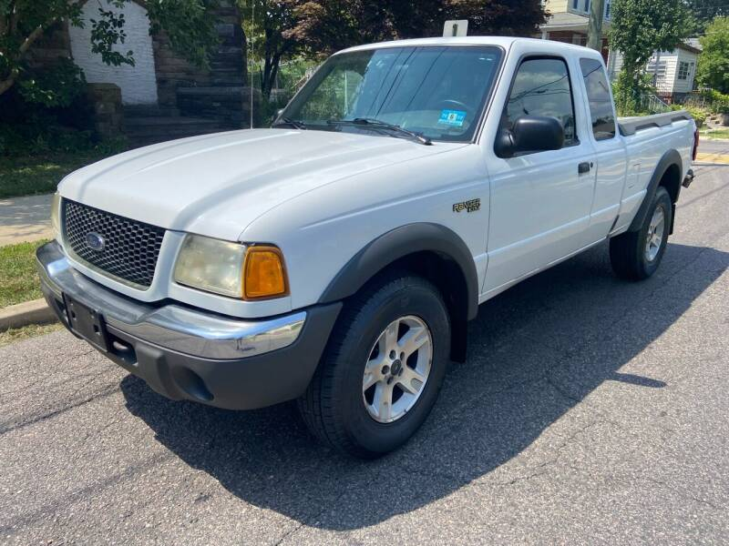2002 Ford Ranger for sale at Michaels Used Cars Inc. in East Lansdowne PA