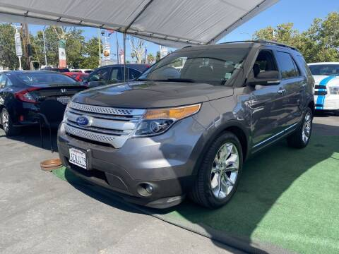 2013 Ford Explorer for sale at San Jose Auto Outlet in San Jose CA