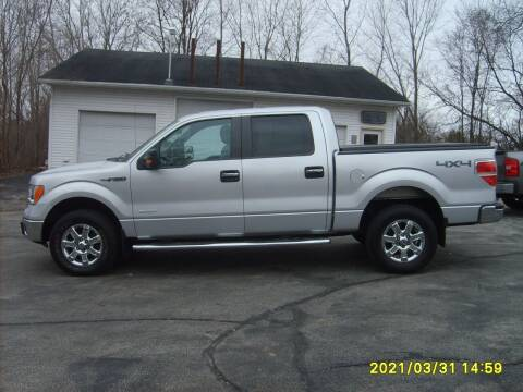 2014 Ford F-150 for sale at Northport Motors LLC in New London WI