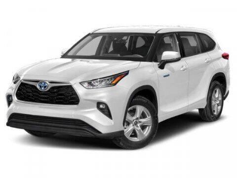 2022 Toyota Highlander Hybrid for sale in Bloomington, MN