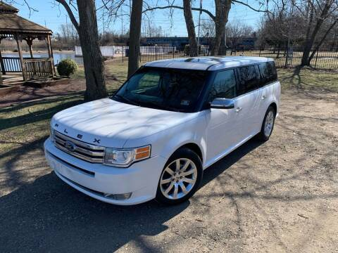 2011 Ford Flex for sale at Ace's Auto Sales in Westville NJ