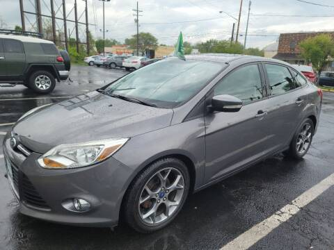 2014 Ford Focus for sale at Shaddai Auto Sales in Whitehall OH