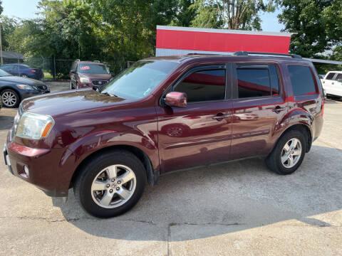 2011 Honda Pilot for sale at Baton Rouge Auto Sales in Baton Rouge LA