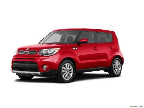 2018 Kia Soul for sale at Carros Usados Fresno in Clovis CA