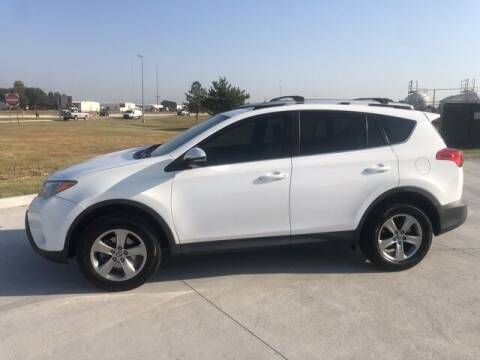2015 Toyota RAV4 for sale at Bryans Car Corner in Chickasha OK