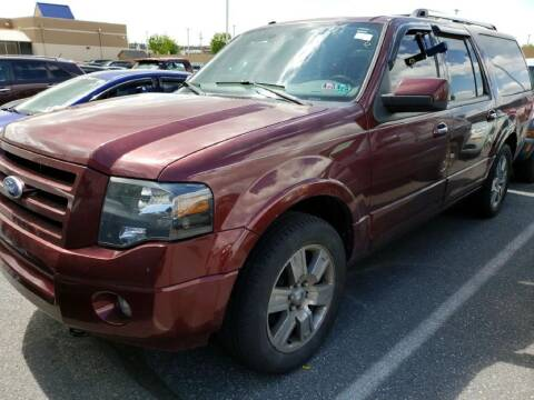 2010 Ford Expedition EL for sale at Glory Auto Sales LTD in Reynoldsburg OH