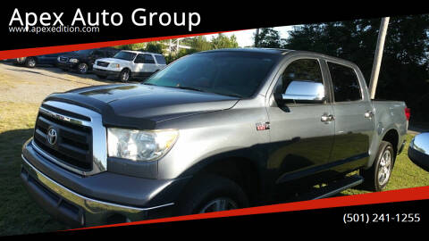 2010 Toyota Tundra for sale at Apex Auto Group in Cabot AR