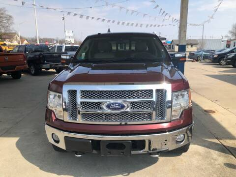 2010 Ford F-150 for sale at Ghazal Auto in Sturgis MI