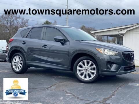 2014 Mazda CX-5 for sale at Town Square Motors in Lawrenceville GA